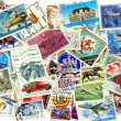 Postage stamps — Stock Photo #5009572