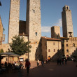 Tours de SGimignano — Stock Photo #4529332