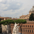 Vue de Rome — Stock Photo