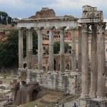 La palatin de Rome — Stock Photo