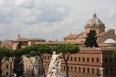 Vue de Rome — Stock Photo