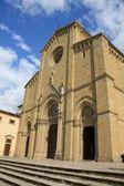 圣母教堂镇 d'arrezo — 图库照片