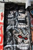 Death Graffiti — Stock Photo