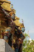 拉玛皇朝大皇宫 — 图库照片