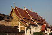 Temple — Stock fotografie