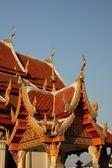 Temple thaïlandais — Stock fotografie