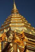 Temple thaï — Stock Photo