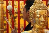 Bouddha — Stock Photo