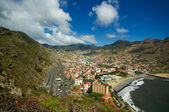 View of Machico — Stock Photo