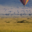 Hot air game drive — Stock Photo #4516226