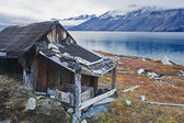 Hunters' hut — Foto Stock