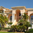 Enormous neo-mediterranean home — Stock Photo #4723055