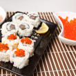 Japanese cuisine — Stock Photo