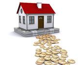 Stabil grund för hem — Stockfoto