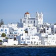 Island of Paros - Stock Photo