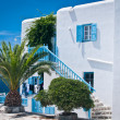Stock Photo: House in Greek Islands