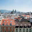 Stock Photo: Baroque Part of Linz
