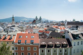 Baroque Part of Linz — Stock Photo
