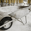 Wheelbarrow - Stock Photo