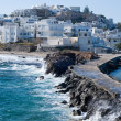 Island Of Naxos - Stock Photo