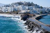 остров наксос — Стоковое фото
