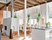 Moderno loft — Foto de Stock