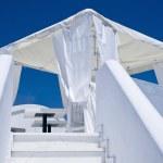 White Pavilion — Stock Photo