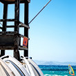 Lifeguard Tower — Foto Stock