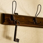 Old Brass Key — Stock Photo #4748752