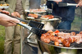 Big Barbeque — Stock Photo