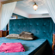 Stock Photo: Bed in Brothel