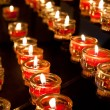 Votive Candles — Stock Photo #5090885