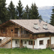 Traditional House in Tyrol — Stock Photo