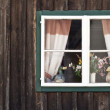 Traditional Window in Salzkammergut — Stock Photo #5206566