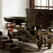 Foto Stock: Antique Scale