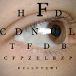 Royalty-Free Stock Photo: Test vision chart