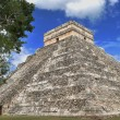 Stock Photo: Pyramid Chichen Itza