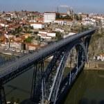 Porto cityscape, Portugal — Stock Photo