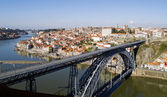 Porto cityscape, Portugal — Stock Photo