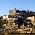 Old Porto down town — Stock Photo