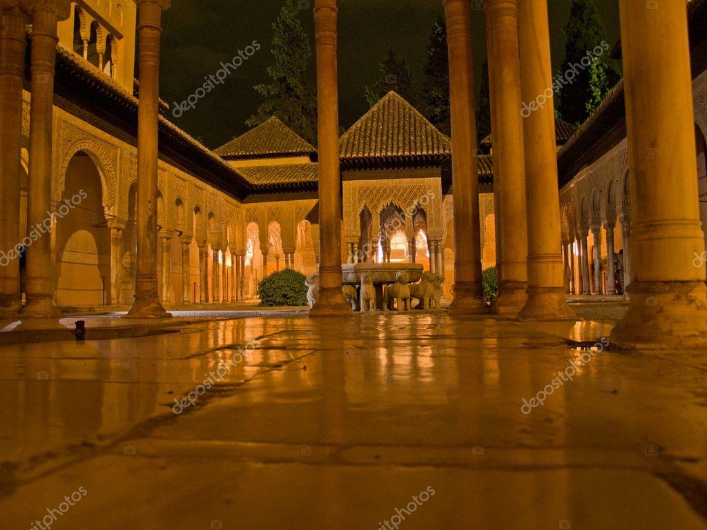 Alhambra Palace Night Tour