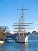 Skeppsholmen island, Stockholm — Stock Photo