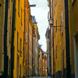 Stock Photo: Street of old town, Stockholm