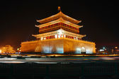 Bell Tower, Xi'an, China — Stock Photo