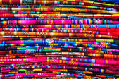 Traditional woven fabric — Stock Photo