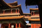 Gyeongbok-kung Temple, Seoul, Korea — Stock Photo