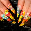 Nail design — Stock Photo #4576266