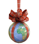 Ball Earth — Stock Photo