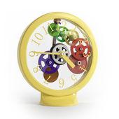 Children's clock — Stock Photo