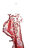 Red water — Stock Photo